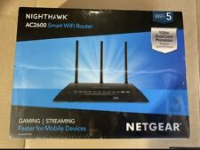 NETGEAR Nighthawk AC2600 Smart WiFi Router (R7450)