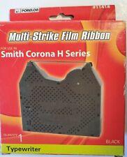 Porelon Ribbon 11418 Black All Smith Corona H Series Free Shipping