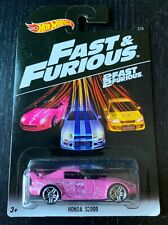 New Hot Wheels Pink Honda S2000, Fast & Furious (2 Fast 2 Furious)