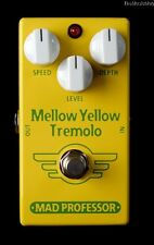 NEW MAD PROFESSOR PCB MELLOW YELLOW TREMOLO EFFECTS PEDAL 0$ US S&H w/ CABLE