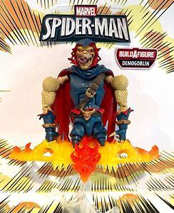 DEMOGOBLIN BAF Marvel Legends Spider-Man Head Torso Arms Leg Glider Goblin UPICK