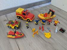 Feuermann Sam (diverse Fahrzeuge und Figuren)