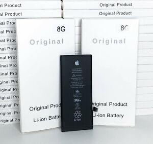 Original Apple iPhone 8 Akku Batterie Polymer Pulled 1821 mAh Bj. 2021 GARANTIE