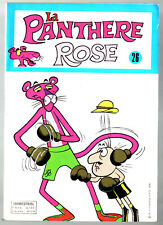 LA PANTHERE ROSE n°26 #  # 1978 SAGEDITION