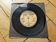 """giorgio moroder chase 7"""" vinyl record good condition"""