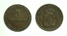 pcc1649_2) Parma Maria Luigia (1815-1847) 3 Soldi 1830  - R2