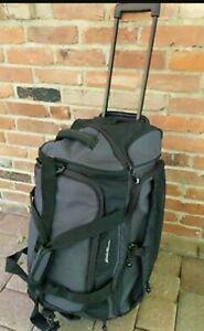 Eddie Bauer Rolling Duffel Classic Gate 21 Luggage!