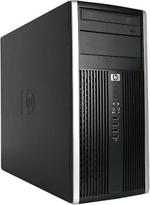 PC DESKTOP HP 6000 PRO INTEL CORE 2 DUO E8400 4GB RAM 250GB HD WINDOWS 10 WEBCAM