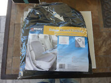 NEW  Wagan Tech Item # 2282 Black 12V Deluxe Heated Seat Cushion