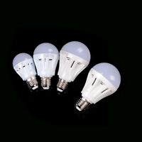 220V 240V Sound Voice Activated control Sensor LED bulb E27 led Lamp Light 2 rf