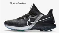 "Nike Air Zoom Infinity Tour ""Black/Metal"" Men's Trainers Limited Stock All Sizes"