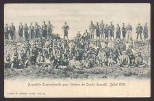 More details for crète assemblée insurrectionnelle pour l'élection du comité exécutif juillet1898