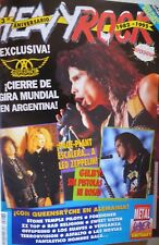 HEAVY ROCK:N.137-AEROSMITH-PAGE/PLANT-QUEENSRYCHE-THE WHO-SUAVES-Y.MALMSTEEN