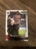 2019-20 LYS MOUSSET PANINI CHRONICLES PREMIER LEAGUE PRIZM UPDATE ROOKIE RC #330