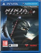 NINJA GAIDEN SIGMA 2 PLUS GAME PS Vita Sony Playstation ~ NEW / SEALED