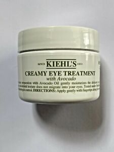 Kiehl's Creamy Eye Treatment with Avocado Eye Care Full Size Free Ship
