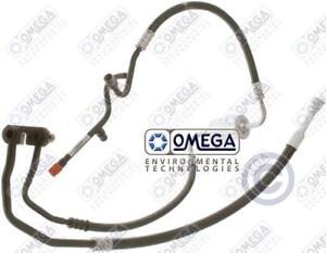 Omega A/C Omega A/C Manifold Hose Fits: 97-98 Ford F-150 4.2L-V6 (See Chart)