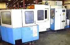 MAZAK #H 400N CNC HORZ MACHINING CENTER-FULL 4TH AXIS