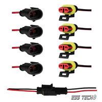 Connecteur 2 broches DJ7021-1.5 male femelle étanche ESS TECH® 5 Kit 12V