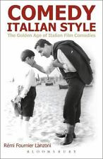 Comedy Italian Style: The Golden Age of Italian Film Comedies (Paperback or Soft