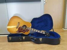 More details for gibson hummingbird heritage cherry sunburst 2013  electro acoustic guitar ohsc