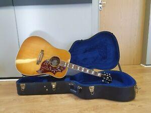Gibson Hummingbird Heritage Cherry Sunburst 2013  Electro Acoustic Guitar OHSC