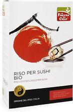 La Finestra sul Cielo Riso Per Sushi Loto BIO 500gr - Sushi Rice pokè