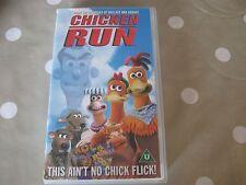 Chicken Run Video (VHS) in Original Box in Great Condition