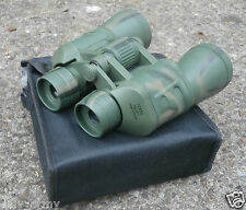10x50 Binoculars Military Style Tactical In DPM Army Camouflage With Carry Case