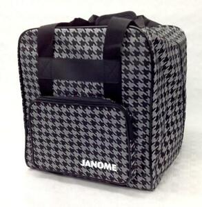 NEW JANOME OVERLOCK CARRYING BAG FREE UK DELIVERY