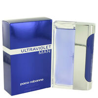 Paco Rabanne Ultraviolet Eau De Toilette Spray Mens Cologne