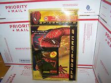 SPIDER-MAN 2 STORYBOOK ALBUM & STICKER PACKS- PANINI-MARVEL-NEW- 48 STICKERS!