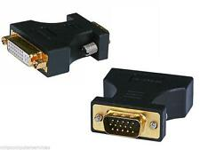 DVI-I Female to VGA Male Adaptor / Changer AV adapter convertor