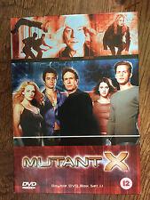John Shea, Victoria Pratt, MUTANT X ~ Cult Sci-Fi Series ~ Box Set 1.1 UK DVD