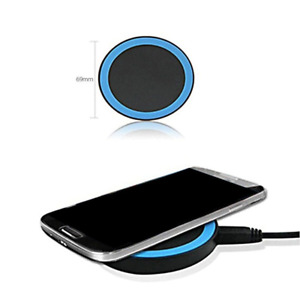 Wireless Charger USB Charging Pad
