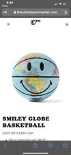 Basketball Chinatown Market Globe Smiley Basketball - Brand New
