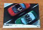 "MG TF ""All New Attitude� Postcard / Brochure"