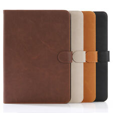 "Samsung Galaxy Tab S3 PU Leather 9.7"" Case Cover with Sleep/Wake & Card Storage"