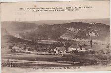 CARTE POSTALE GARE DE BUSY-LARNOD/Besançon-les-Bains/Ligne Amathey-Vésigneux