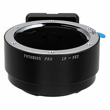 Fotodiox Lens Adapter Pro Leica R to Sony E-Mount Camera APS-C & Full Frame