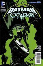 Batman and Robin (Catwoman) #22 New 52 DC Comics First Print