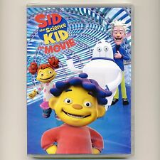Sid the Science Kid: The Movie 2013 kids' movie, new DVD, PBS, Christopher Lloyd