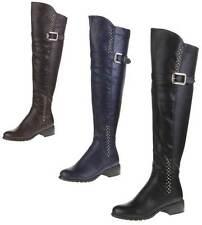 Markenlose Damenstiefel & -Stiefeletten mit Reißverschluss für Mittlerer Absatz (3-5 cm)
