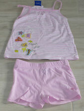 312 - Pyjama short + débardeur 4 ans NEMO DISNEY PIXAR rose