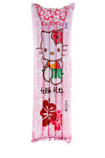 Matelas gonflable Hello Kitty Rose   Plage Piscine