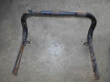 honda trx250 fourtrax 250 rear rack carrier pipe handle  87 1987 85 1985 86 1986
