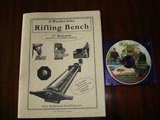 A Wooden Iowa Rifling Bench & Rifling a Gun Barrel video (Book & DVD Set)