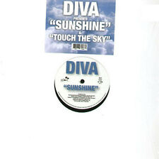 DIVA - Touch The Sky / Sunshine - Yellow - Fra - YP 209
