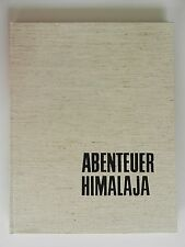Klaus Kubiena Herbert Tichy Abenteuer Himalaja