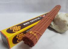 Tibetan Red Crystal Incense Sticks